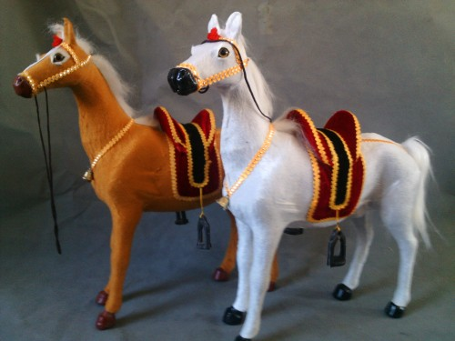 simulation standing pose horse about 43*40CM model toy lifelike toy horse handicraft ,decoration gift t413 аксессуар чехол htc desire 626 628 red line book type black