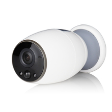 JERUAN Waterproof IP Camera Rechargeable Battery Powered 720P Full HD Outdoor Indoor Security WiFi Camera 166 Wide View Angle