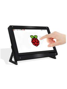 Touch-Screen-Case Monitor Nano Pc 1024x600 Raspberry Pi Nvidia Jetson Lcd-Display 4-Model