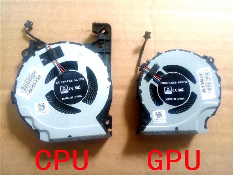L20334-001 L20335-001 новый процессор GPU вентилятор охлаждения для hp PAVILION 15-CX0058WM 15-CX DFS481305MC0T FKKA DFS501105PR0T FKK9 TPN-C133