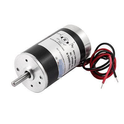 ZYTD-38SRZ-R DC 12V 5000 RPM Speed 7W 5mm Dia Shaft Wired Connector Motor