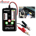 Universal Automotive Lambda Tester & Simulator Test 1,2,3 and 4 Wires Sensors Durable ABS Enclosure Low Battery EM272