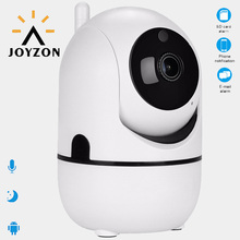 Full HD 1080P IP Camera WiFi Wireless Night Vision Auto Tracking Home Security Surveillance CCTV Network Baby Monitor Mini Cam 360 mini ip camera wifi 1080p full hd wireless cctv camera store home security one key alarm infrared night vision baby monitor