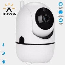 Mini caméra de Surveillance IP WiFi Full HD 1080P, dispositif de sécurité domestique sans fil, babyphone vidéo, avec Vision nocturne, avec suivi automatique