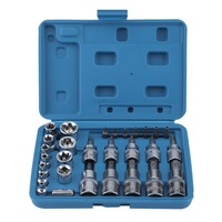 30pcs Set Torx Star Sockets Inner Nut Tools Set Hand Tools For Auto Car Repair And