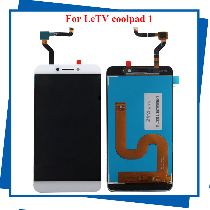 Подробнее о For Letv Le LeEco Coolpad Cool 1 Free shipping+Tools LCD Display Touch Screen Digitizer Assembly Replacement Cell Phone Parts lcd display touch screen digitizer assembly for letv leeco le 2 x620 lcd 1920x1080 fhd free shipping