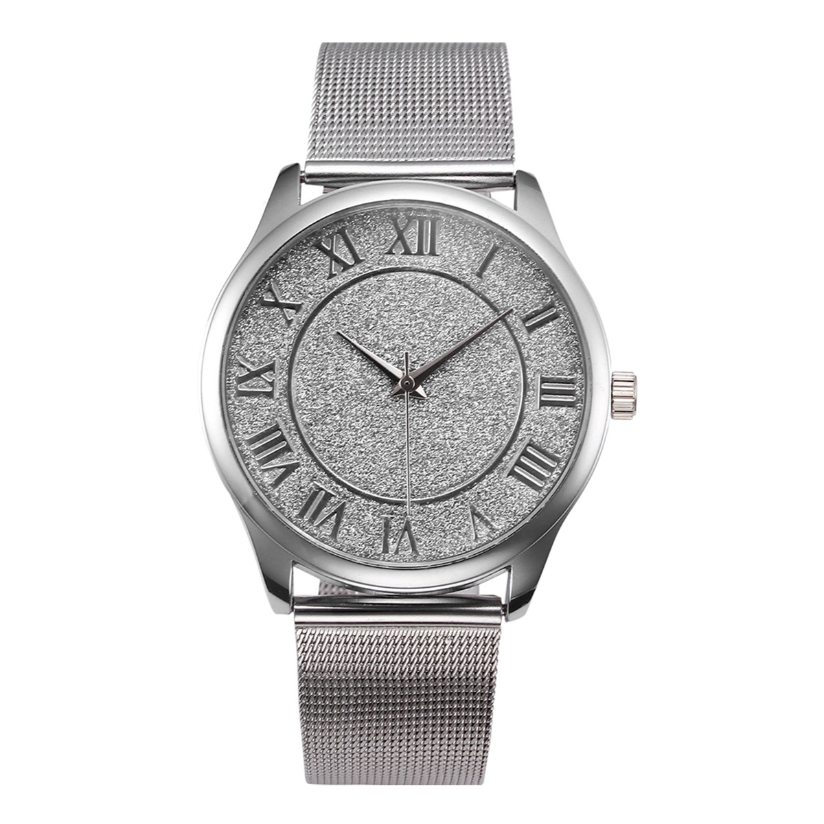 Unisex Fashion simple stylish Luxury brand Finda Watches Women Men Stainless Steel Mesh strap band Quartz-watch thin Dial Clock hanqi laser ipl hair removal machine