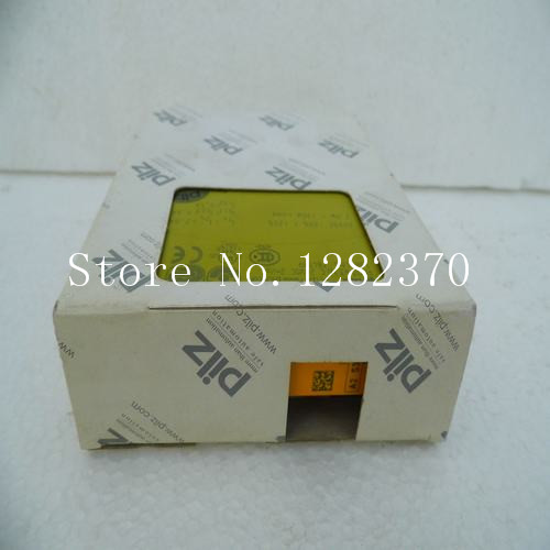 [SA] New original special sales Pilz safety relays PZE X4P 24VDC 4n / o Spot [sa] new original authentic special sales schmersal safety relays srb301lc b spot