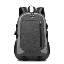 New Fashion Men Backpack Male Polyester Laptop Backpack Computer Large Capacity High School Student College Students Bag Male стоимость
