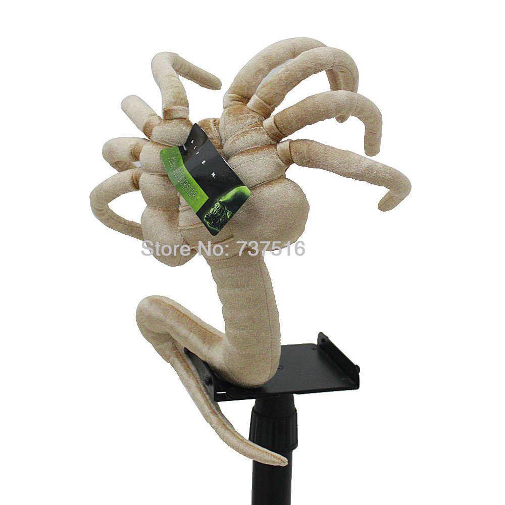 48 In Alien Facehugger Plush Doll Stuffed Animal Figure Soft Toys Gift