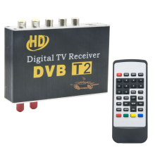 Цифровой ТВ эфирный приемник DVB-T2 для Android автомобильный DVD