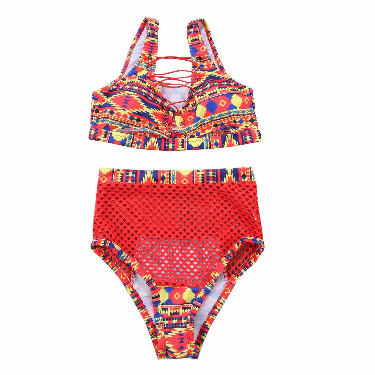 Nouveau Sexy femmes Bikini ensemble Bandage Push up rembourré maillot de bain maillots de bain maillot de bain plage natation Costume Bikini ensemble