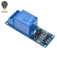 1 Channel 5V relay module with optical coupling isolation relay MCU expansion board high / level trigger WAVGAT