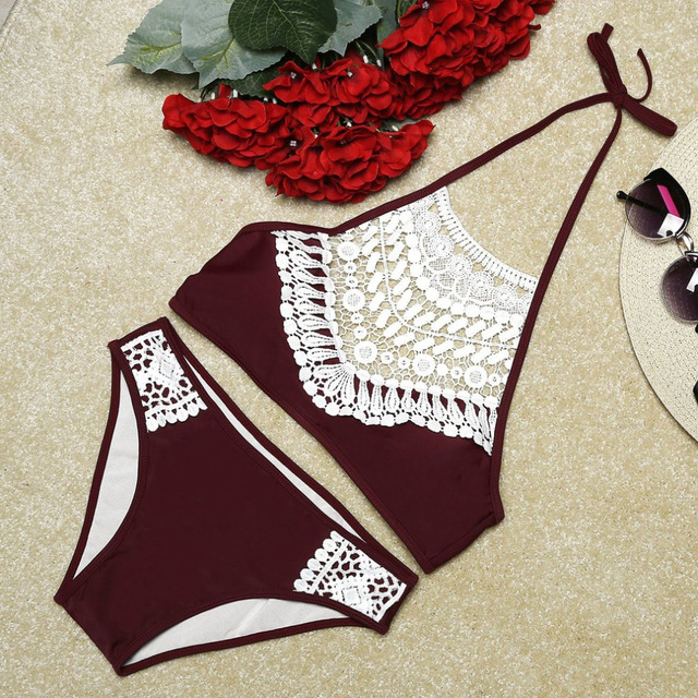 European American Style Swimsuit
