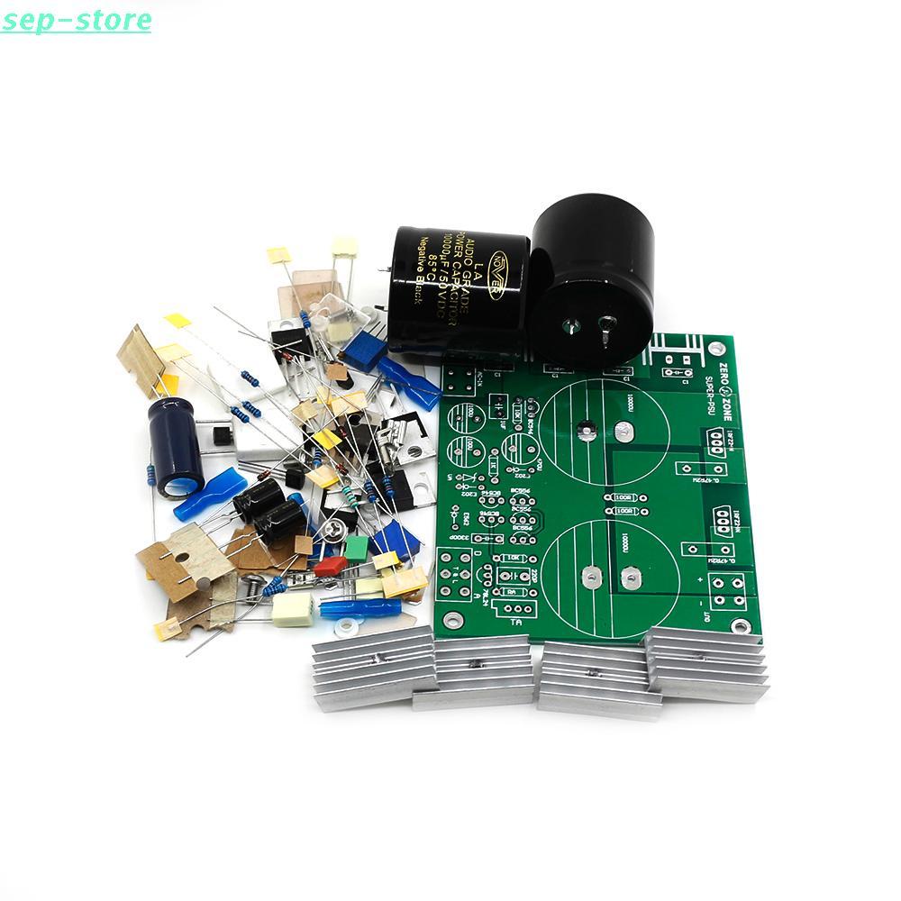 GZLOZONE Kit d'alimentation linéaire Ultra faible bruit KIT PSU LPS 5 V 9 V 12 V 15 V 18 V 24 V pour Audio-in Amplificateur from Electronique    2