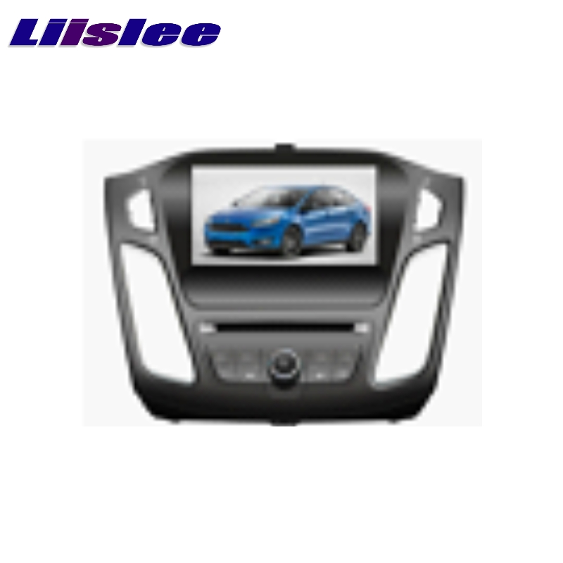 For <font><b>Ford</b></font> For <font><b>Focus</b></font> 2015~<font><b>2017</b></font> LiisLee Car Multimedia TV DVD GPS Audio Hi-Fi Radio Original Style <font><b>Navigation</b></font> image