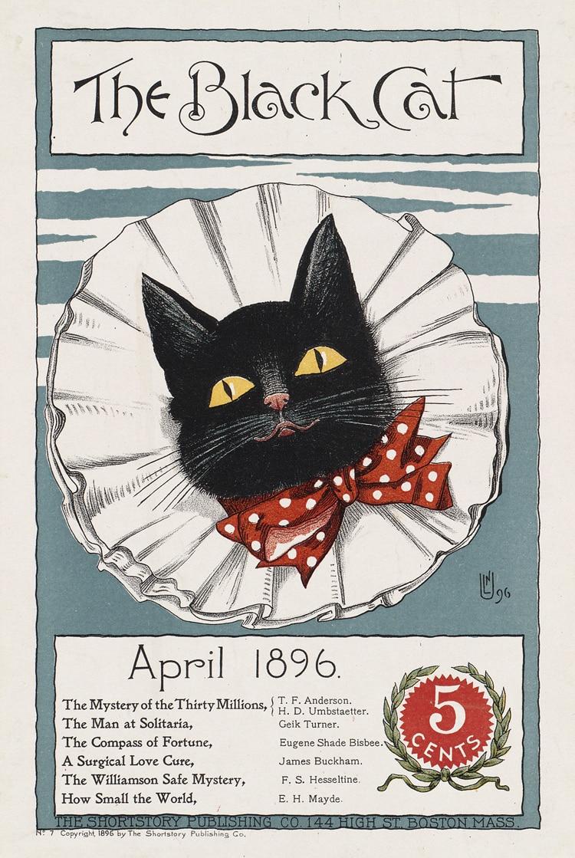 posters vintage cat
