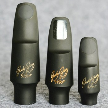 New JODY JAZZ HR* Bakelite Saxophone Mouthpiece For Alto Tenor Soprano Saxophone Music Instrument Accessories