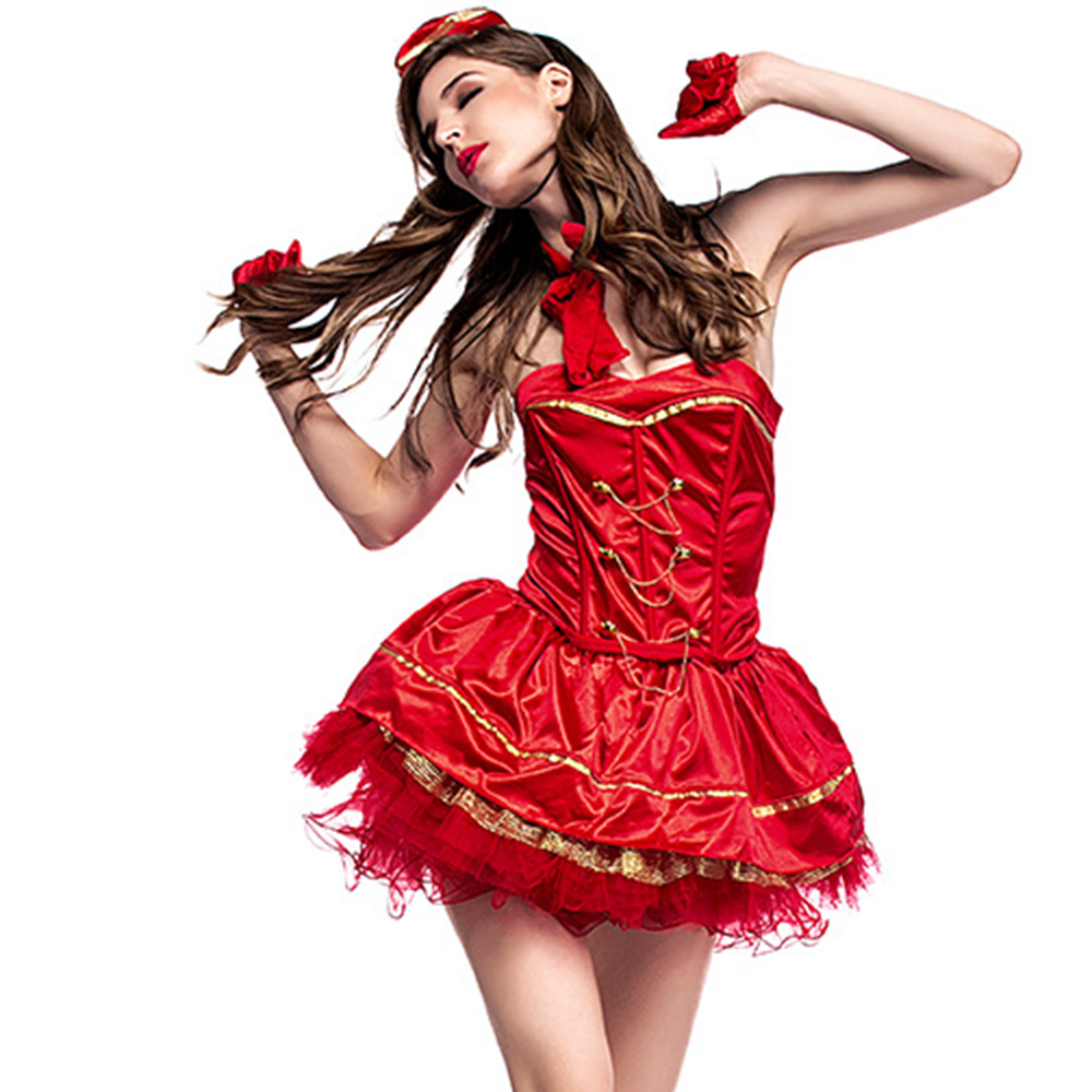 Womenu0027s Red Vintage Cigarette Girl Costume Set Sexy Babe Halloween Costume Adult Flirty Cigar Girl Fancy Dress Party Mini Dress-in Holidays Costumes from ...  sc 1 st  AliExpress.com & Womenu0027s Red Vintage Cigarette Girl Costume Set Sexy Babe Halloween ...