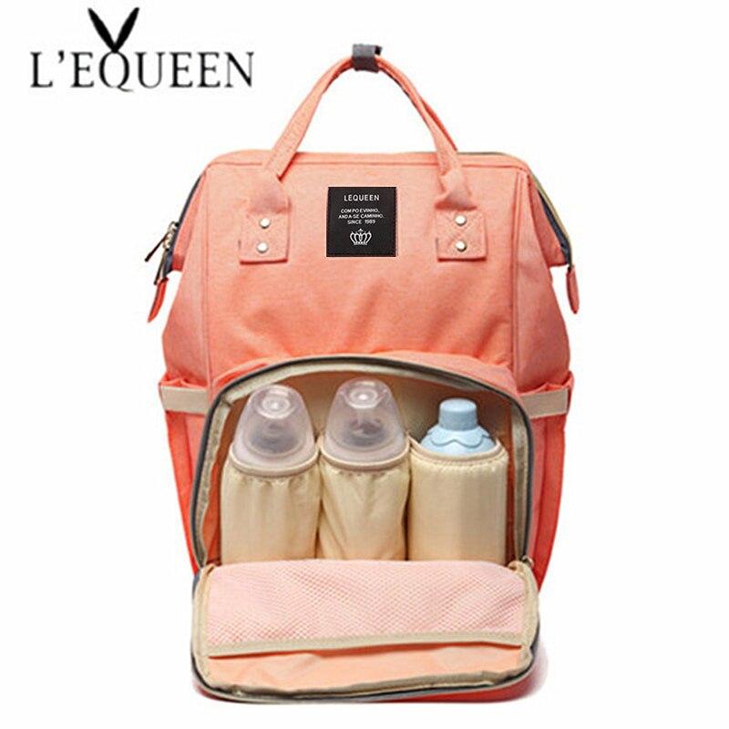HTB1zi5KKbGYBuNjy0Foq6AiBFXaA Mummy Maternity Nappy Bag Brand Large Capacity Baby Bag Travel Backpack Designer Nursing Bag for Baby Care