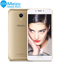 Original Meizu M5 Note 32GB 3GB Global firmware Mobile Phone Android Helio P10 Octa Core 5.5