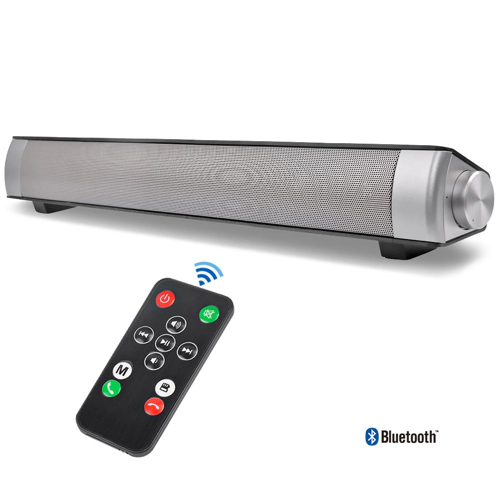 AIYIMA Wireless Bluetooth Hifi Stereo Loudspeaker Sound Bar Aux  3.5mm USB Column For TV PC Speaker Home Theater Sound SystemSoundbar