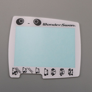 Image 5 - 5 colors choose Silver White Replacement For BANDAI Wonder Swan Color WSC WS Screen Lens Protector