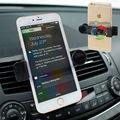 Adjustable Phone Holder Car Air Vent Mount Case for Galaxy S7 S6 S5 S4 A3 A5 A7 for iPhone 7 Plus 6S Plus 6 SE Honor 8 Mate 9 P9