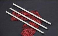 Лидер продаж! палки из нержавеющей стали три секции комбинация придерживаться кунг фу обезьяна палку производительность боевых искусств, Б