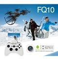 FQ777 FQ10 Wi-Fi Летательный Аппарат с 720 P Камеры RTF 6-осевой Гироскоп RC Quadcopter 2.4 ГГц Карманный Мини Drone FPV Дрон Вертолет F18047
