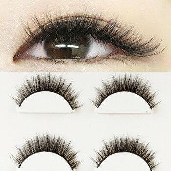 YOKPN Soft Multilayer Thick False Eyelashes Handmade Natural Curl Eyelashes Fashion Beauty Makeup Faux Lashes Eyelash Extension