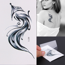 10 Sheets/Lot Fashion Stylish Fox Pattern Temporary Tattoo Stickers Waterproof DIY Body Art Decoration Temporary Tattoos