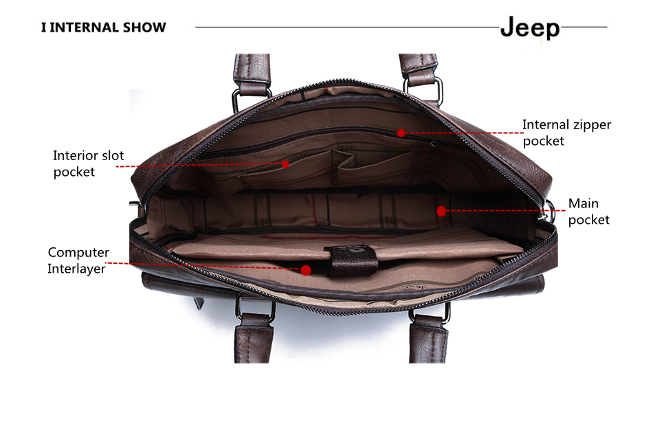 HTB1zi8UXRSD3KVjSZFqq6A4bpXag JEEP BULUO Brand Man Business Briefcase Bag Split Leather High Quality Men office Bags For 14 inch Laptop A4 File Causel Male