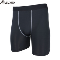 2015 ARSUXEO Men S Compression Tights Base Layer Underwear Running Shorts Cycling Running Box Football Soccer