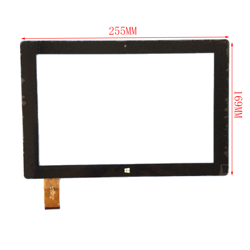 New 10.1 Tablet For Oysters T104W 3G Touch screen digitizer panel replacement glass Sensor Free Shipping