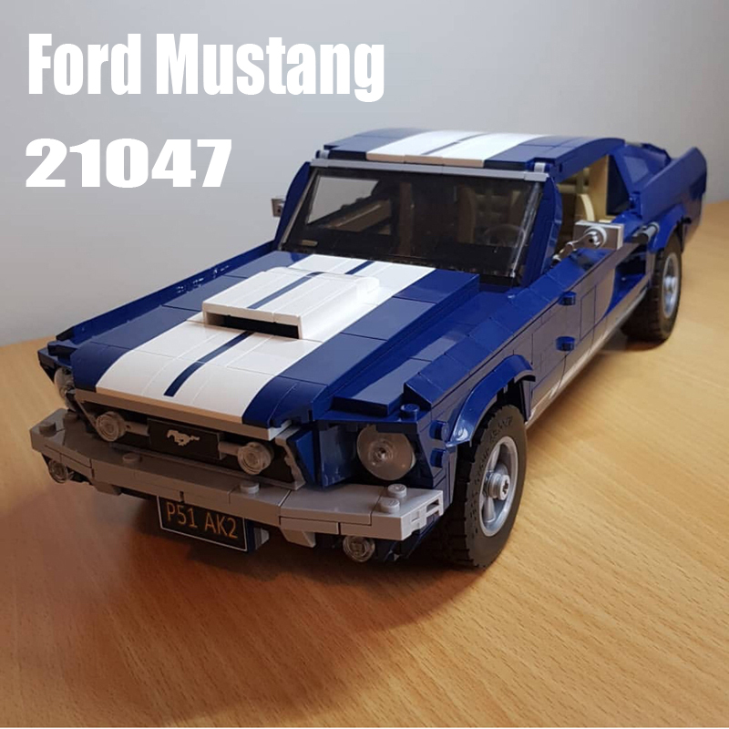 Technic 1648PCS Blue Super Racing Car GT500 Sets Model Building Kits Blocks Bricks Educational Car Toys