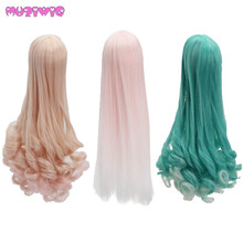 MUZIWIG High Quality Synthetic Doll Wigs for 1/12 Kurhn/Monster Dolls Wig Only