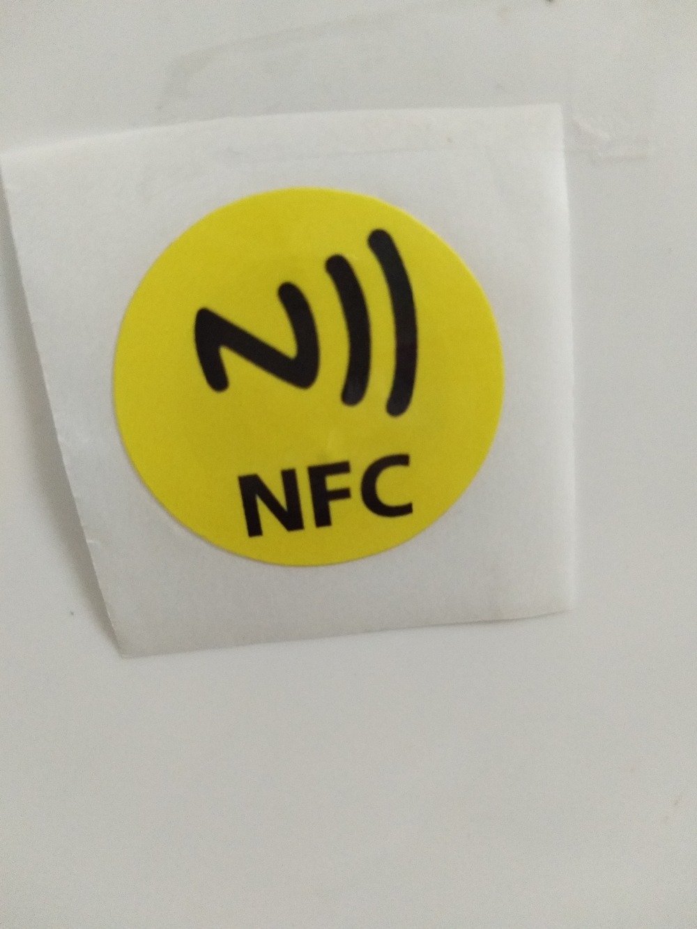 10pcs/Lot NFC Tags Sticker 13.56MHz ISO14443A Ntag 213 NFC Stickers Universal Label Ntag213 RFID Tag for all NFC enable 4pcs lot nfc tag sticker 13 56mhz iso14443a ntag 213 nfc sticker universal lable rfid tag for all nfc enabled phones dia 30mm