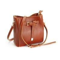 Винтаж Стиль Для женщин из натуральной кожи сумка известная марка Дизайн Для женщин Crossbody сумка молнии кожа Сумка Bolsa