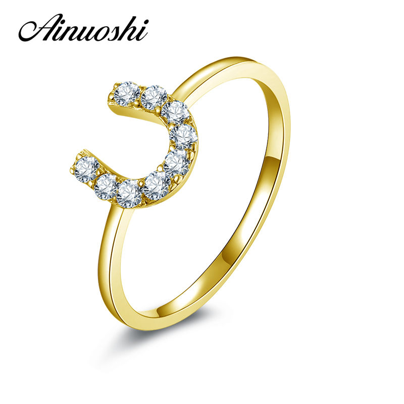 14k Solid Yellow Gold Solitaire Engagement Wedding Promise Ring 1.25 Ct Diamond Strong Packing Fine Jewelry