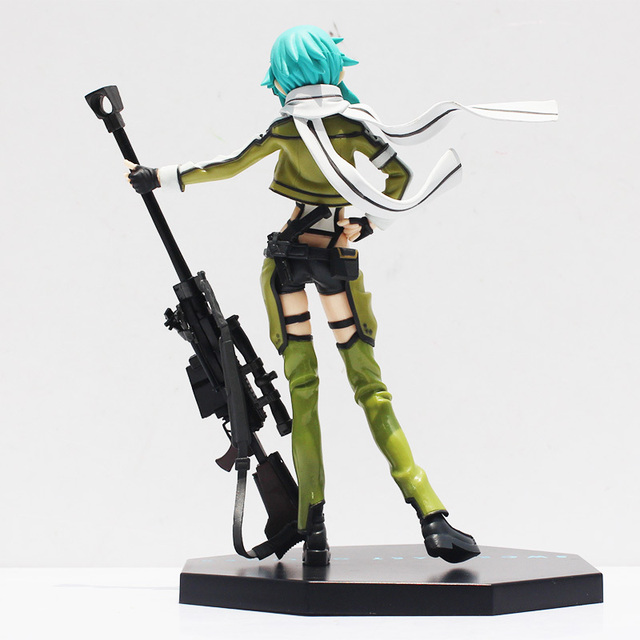8″ 20CM Sword Art Online Gun Gale Online Asada