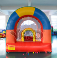 Christmas present for child happy Christmas inflatable pool ball pool
