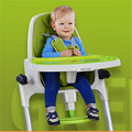 Baby eating chair 2016 Baby Portable Infant Seat Product Dining Lunch Chair Seat Safety Belt Feeding High Chair Harness Cover