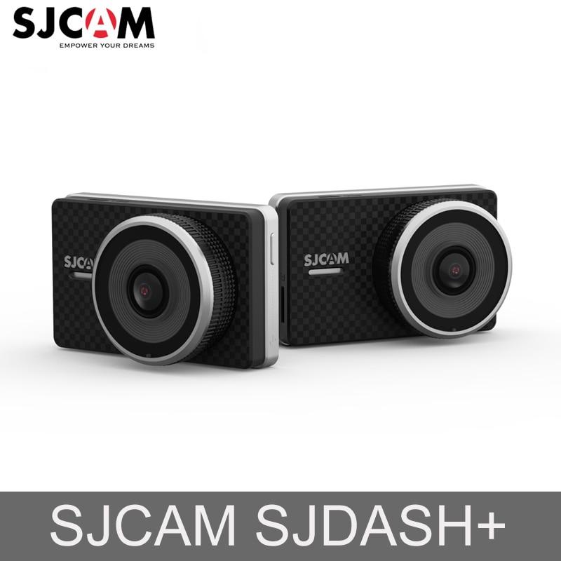 SJCAM SJDASH+ Camera 1080P 60fps ADAS Dashboard Dash Video Recorder GPS Location WiFi WDR Night Vision GPS navigation Camera sjcam sjdash