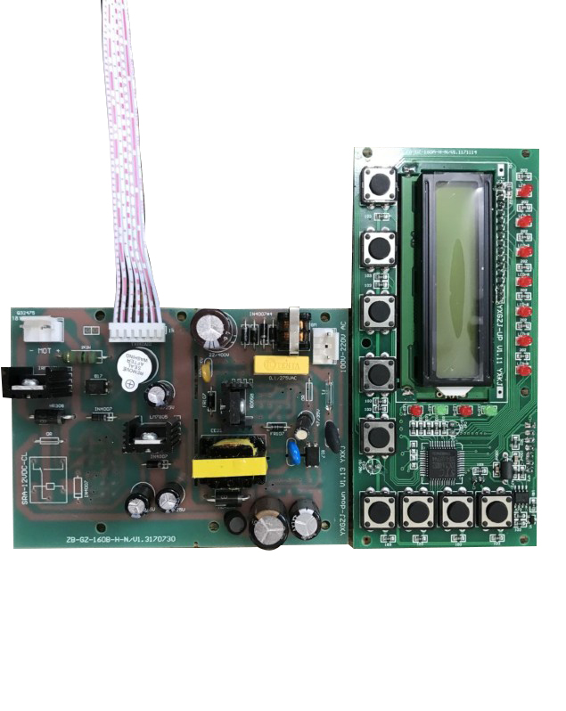 GFK-160 Gear Pump digital control filling machine spare parts main circuit board and small circuit board for small filler