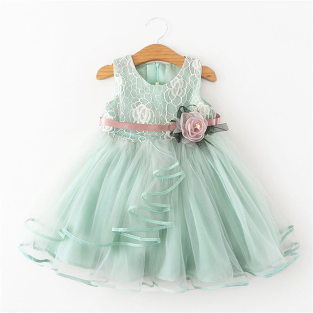c4b31ad0421ac Hot Kids Dress Christmas Style Girls Casual Party Dresses Princess Baby  Girls Clothes Children Costume Kids Clothing For Girls
