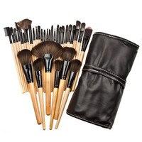 32Pcs Makeup Brushes Professional Soft Cosmetics Make Up Brush Set Kabuki Foundation Brush Lipstick Beauty Maquiagem