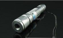 Sale high powered NEW 450nm 10w 10000mw Hot focusable blue laser pointer flashlight burning match cutting burn cigarettes+5 caps+box