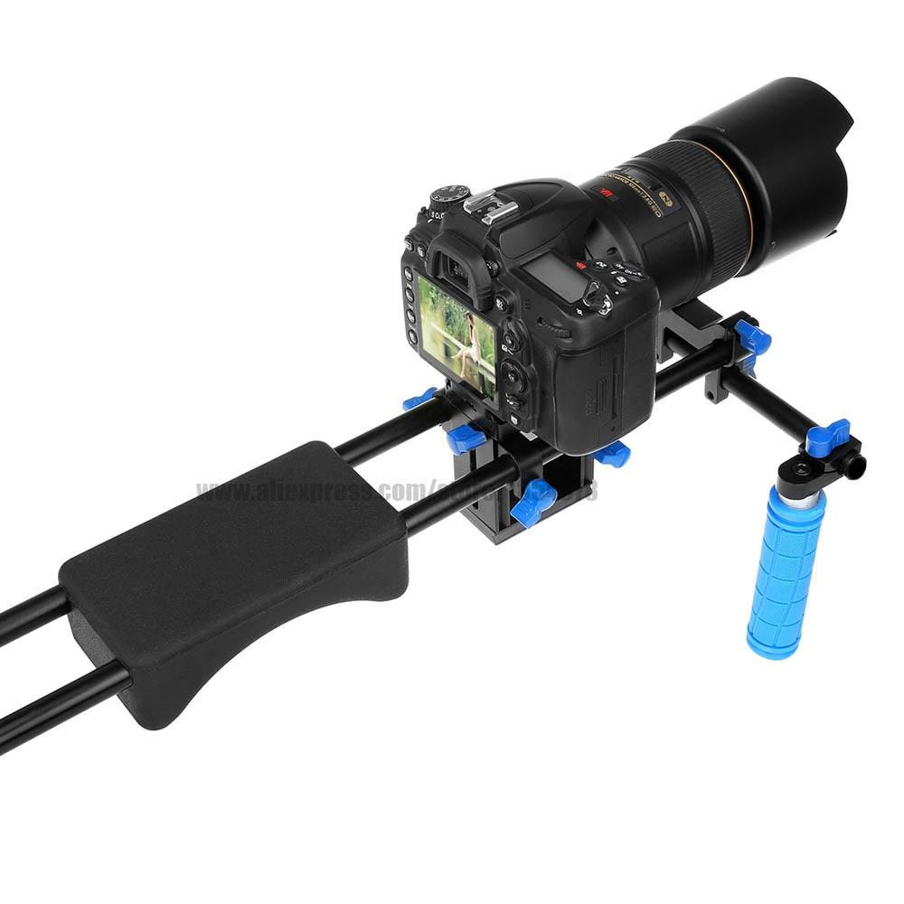 Komplet filmov iz serije DSLR Film Film Podpora za ramenski nosilec - Kamera in foto - Fotografija 5