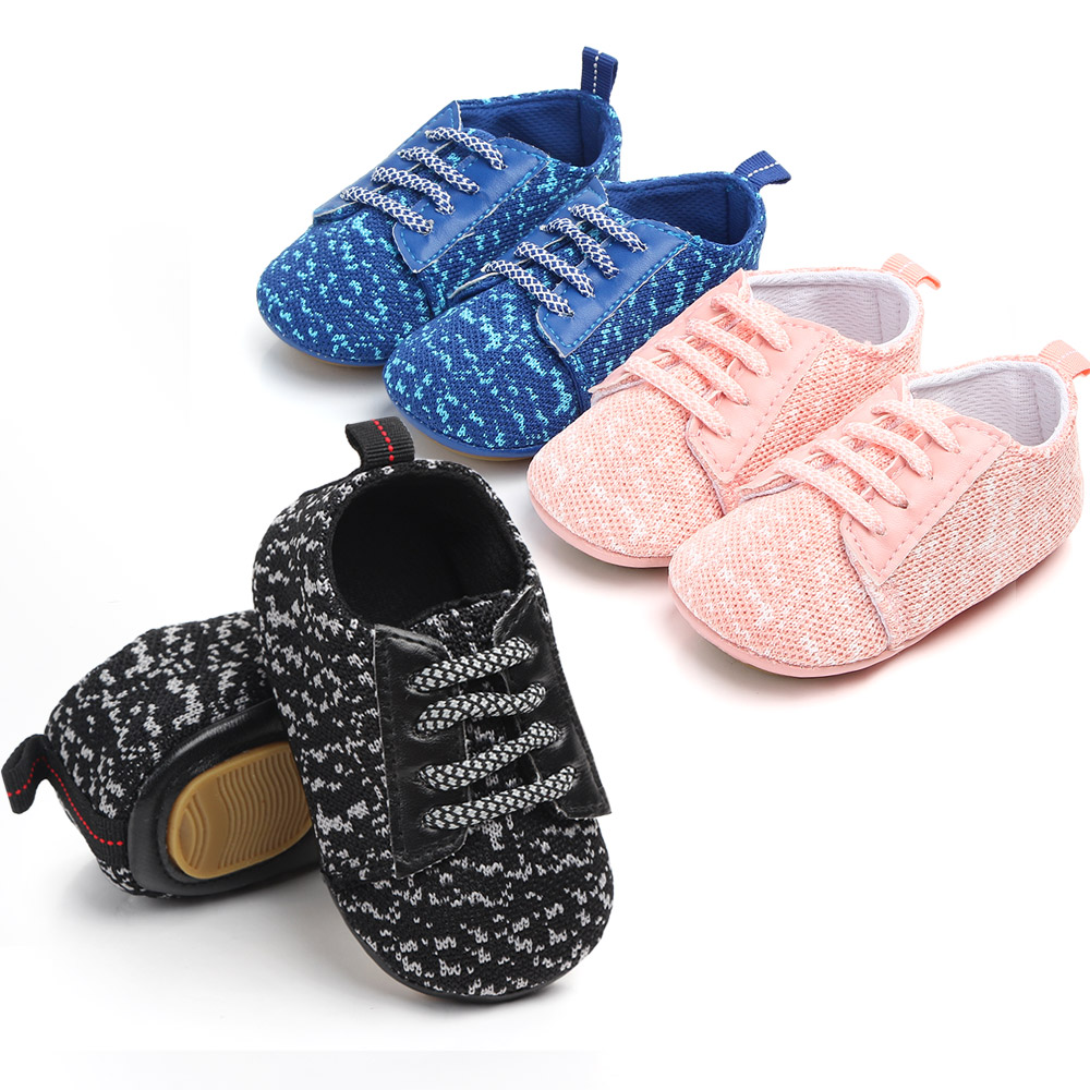 Unisex Baby Shoes With Rubber Sole Romirus Baby Moccassin Newborn Boots For Boy Black Baby Shoes  Pink Infant Shoes